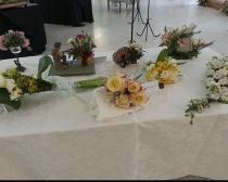 Muestra de Horticultura y Arte Floral organizado por el Grupo Martínez