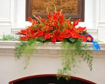 Exposición Floral de Otoño - Grupos Norte Abril 2014 - Diseño Artístico