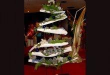 Arbol navidenno creativo