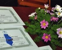 Graduación de Nuevas Jurados, Noviembre 2014