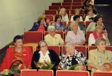 008 Abanderadas, Ex-Presidentes, Docentes e Invitados especiales