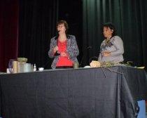 Técnicas de procesamiento de material vegetal, Abril 2015