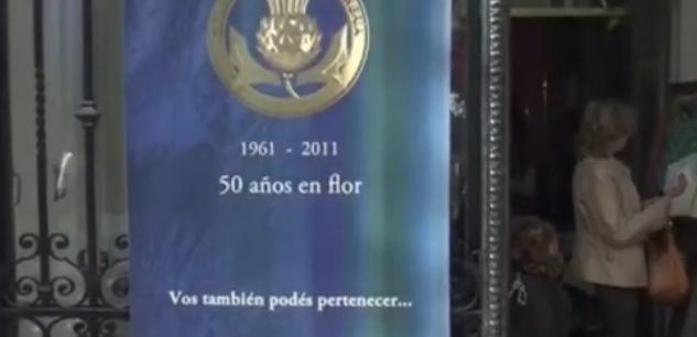 50 Aniversario Club Argentino de Jardinería