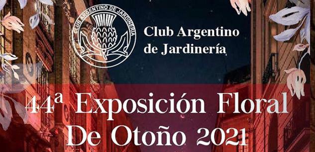 44ª Exposicion Floral de Otoño 2021 organizada por los grupos Norte;